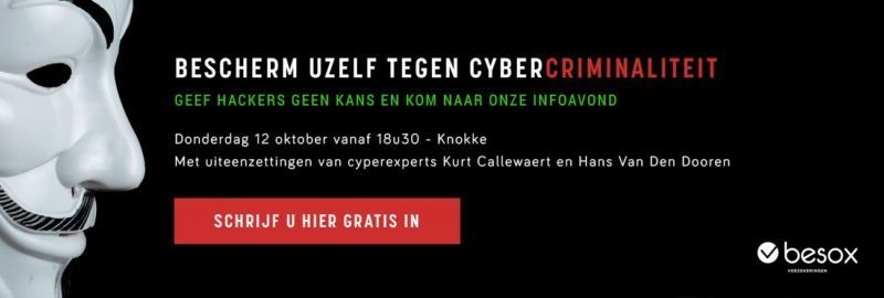 Infoavond Cybercrime